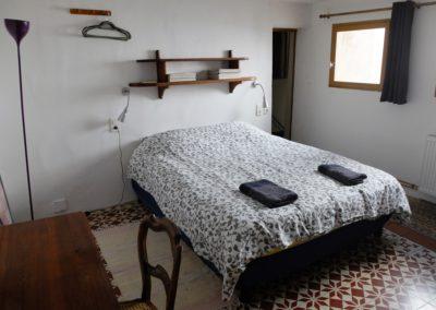 chambre1- lit double
