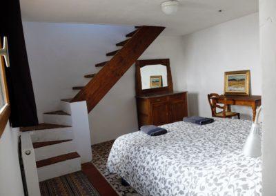 chambre 1 avec terasse privée